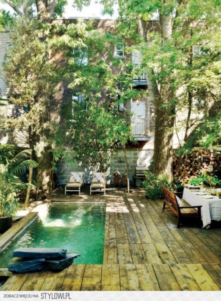 image: Ciepło, ciepło, gorąco... basen w ogrodzie?...