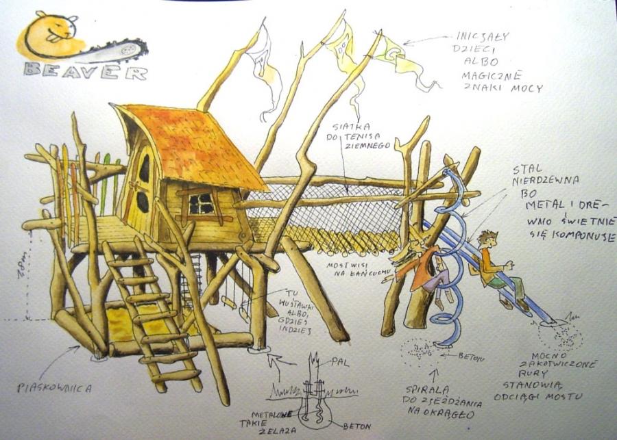 image: Urządzamy ogrodowy kącik dla dzieci...